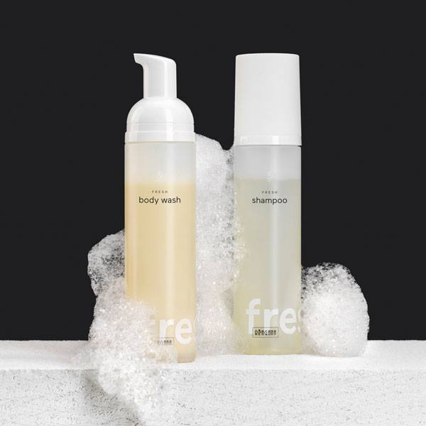 RINGANA - FRESH body wash & shampoo