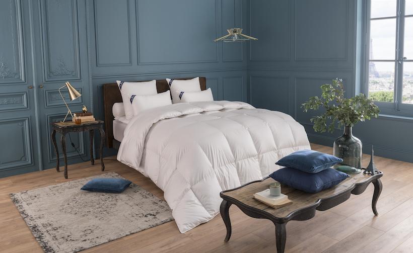 DROUAULT - Couette luxury - chaude - duvet d'oie - À partir 399€