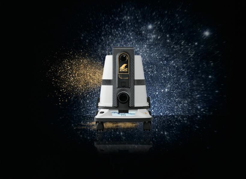 DELPHIN - Aspirateur et Purificateur dAir - Prix public 2 430€