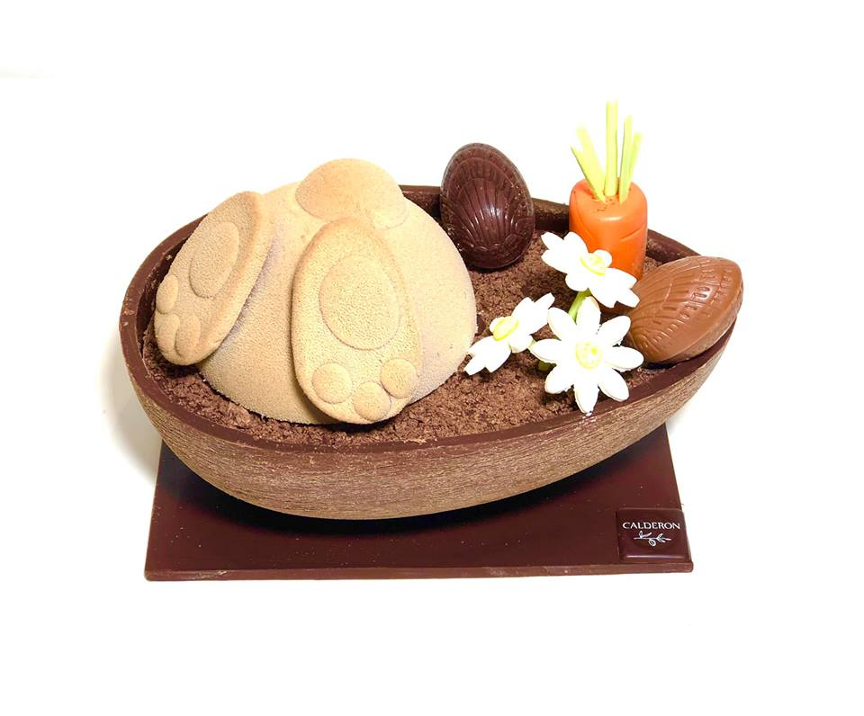 Calderon Chocolatier Pâtissier Pâques 2019