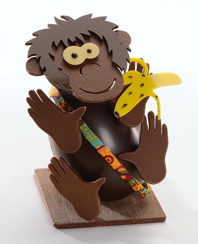 Thierry Mulhaupt pâtissier chocolatier - Pâques 2019