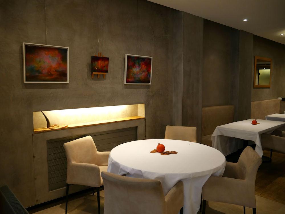 Hautes Exigences LMDL- Restaurant Étude Paris 16 - Ambiance Salle