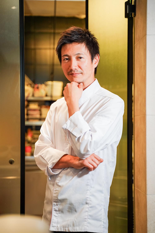 Le Chef Keisuke Yamagishi ©Patrice Jacquemard