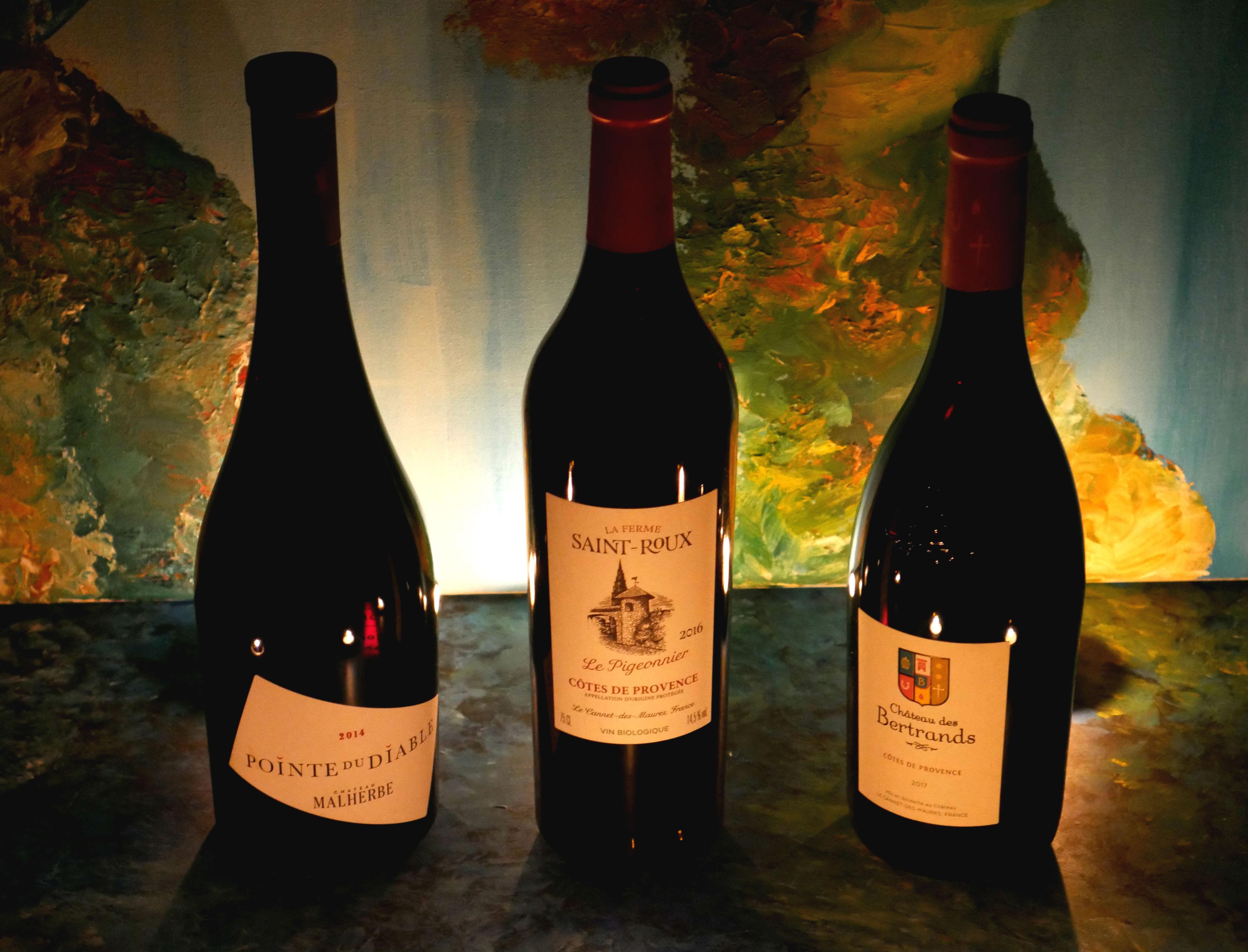 Chateau-Malherbe-Saint-Roux-Chateau-des-Bertrands-dossier-les-vins de l'instant LMDL Haute Exigences ©LuxuryTouch