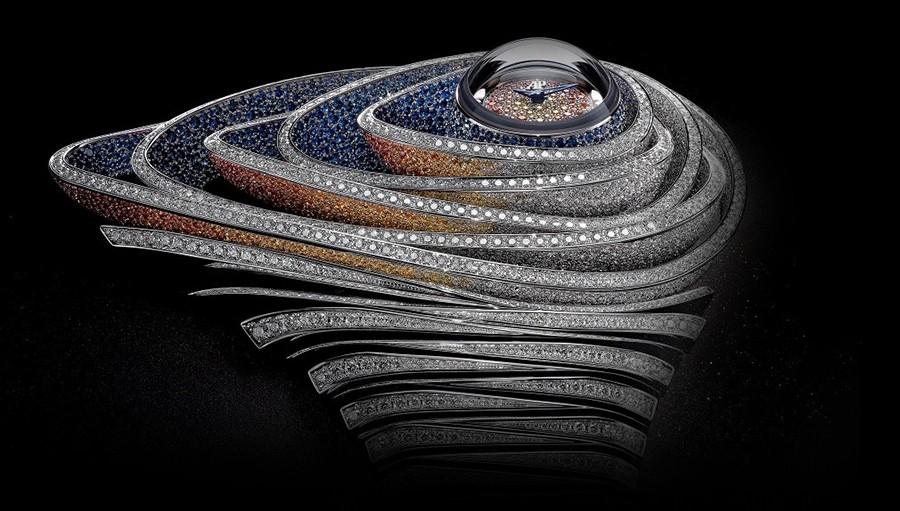 Audemars Piguet - Sapphire Orbe