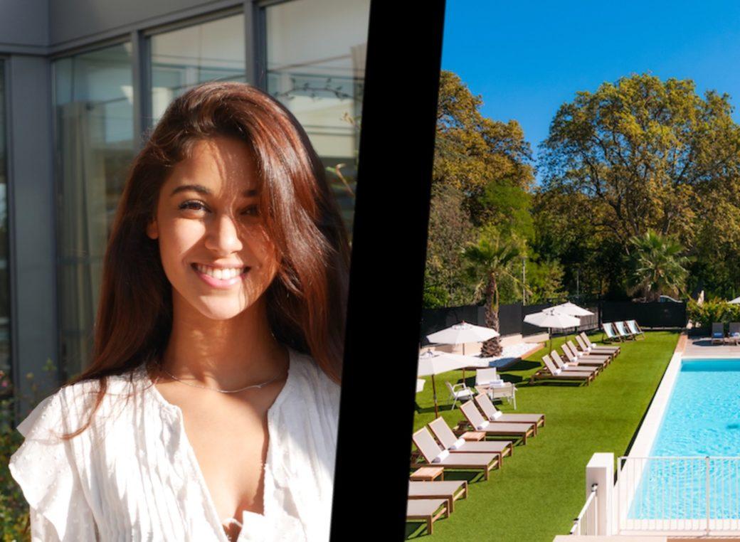 Aurore Kichenin Hotel SPA Fontcaude