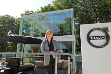 Nathalie DUNEAU Directrice Marketing Volvo Car France