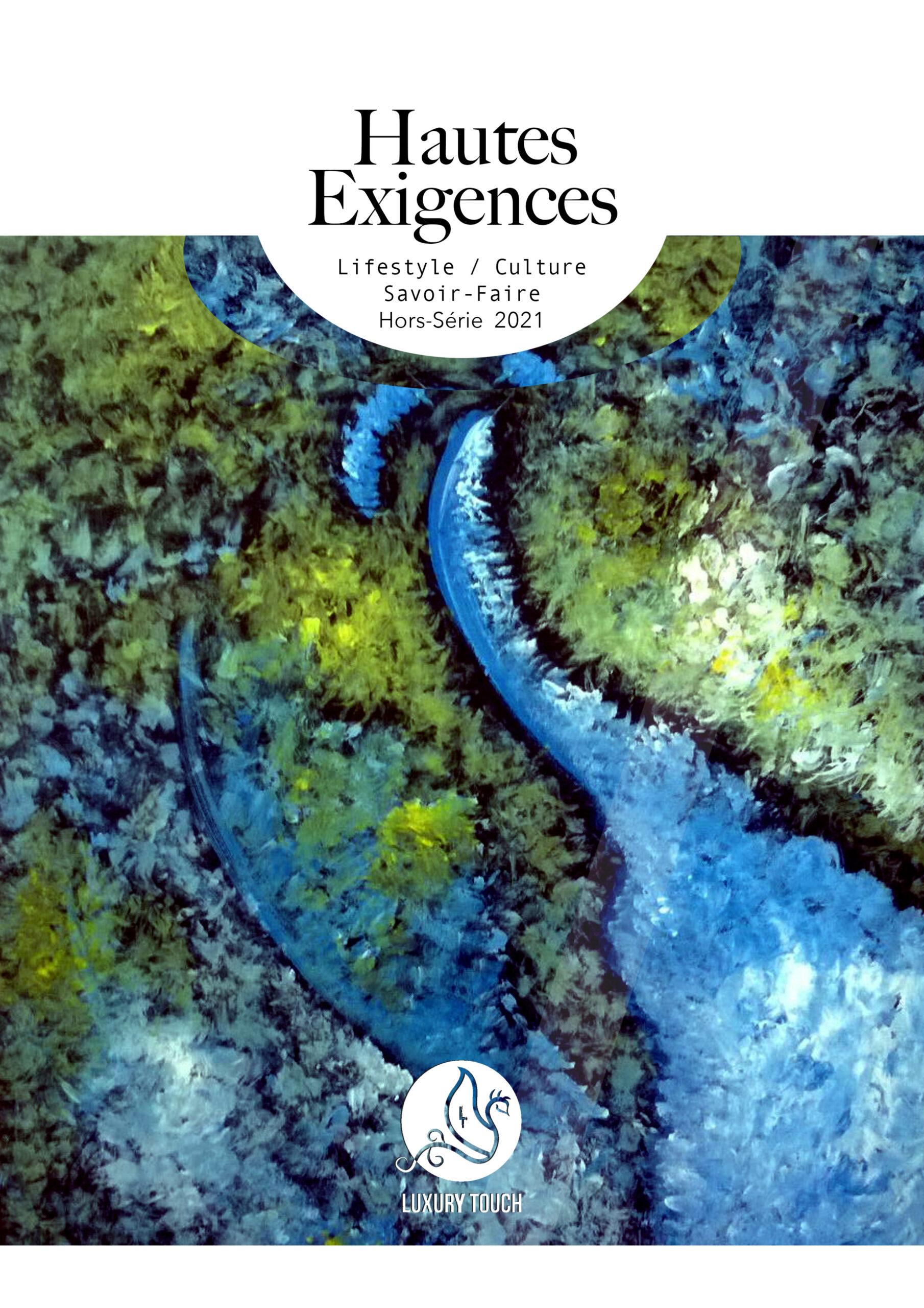 Hautes Exigences Magazine Hors Serie 2021 couverture