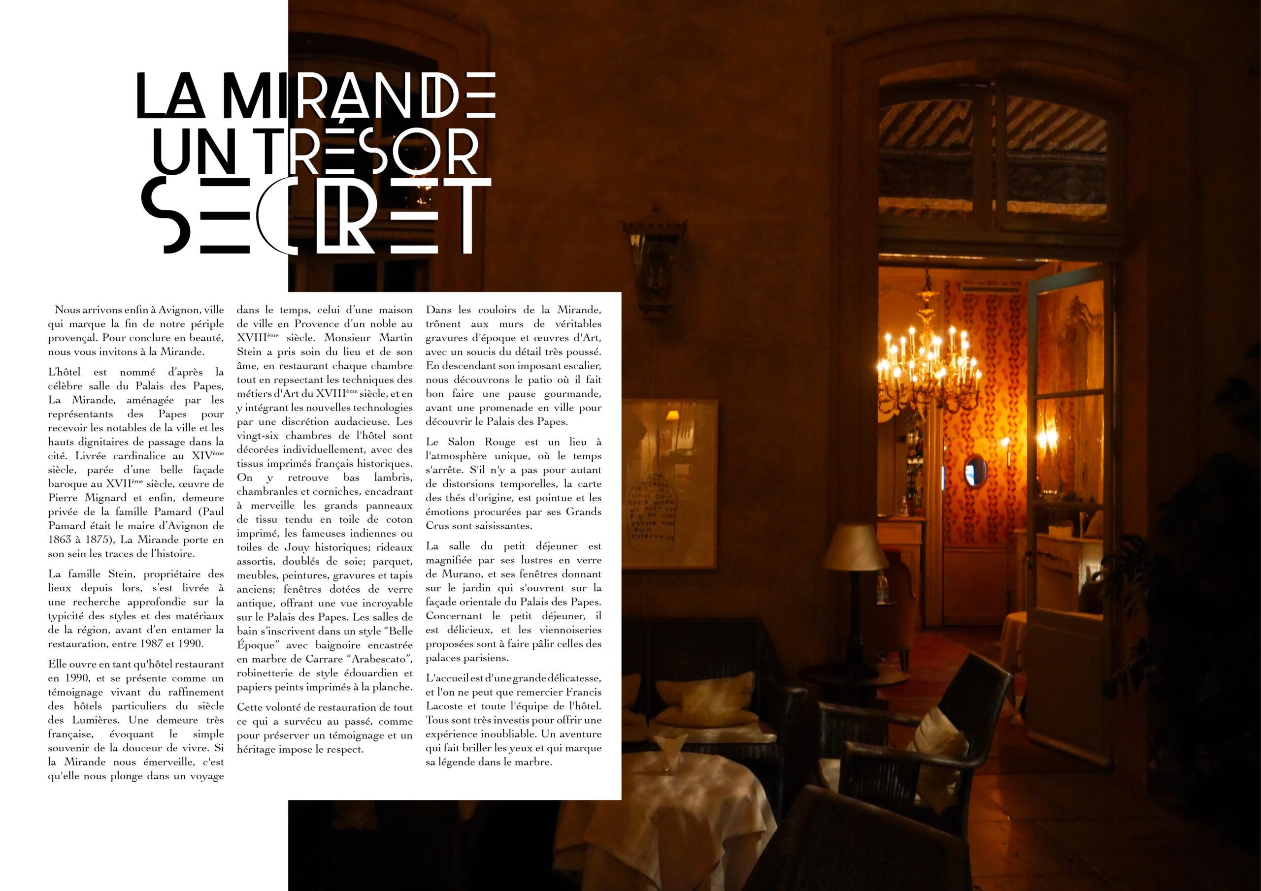 Hautes Exigences Magazine Hors Serie 2021 page 232-233