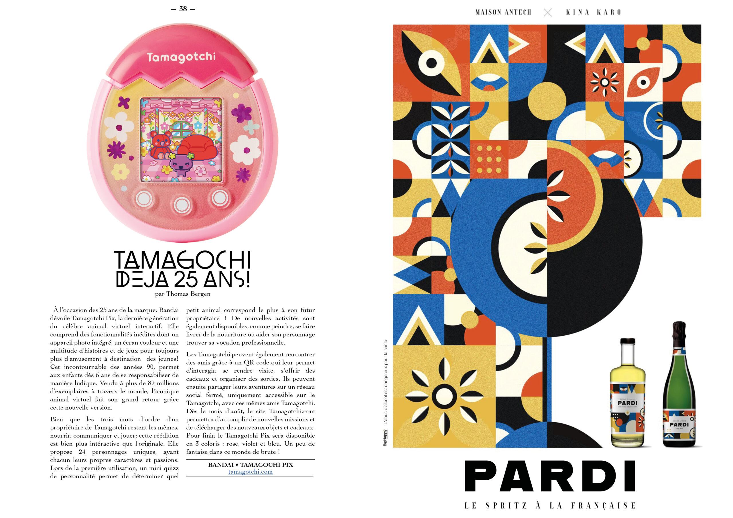 Hautes Exigences Magazine Hors Serie 2021 page 38-39
