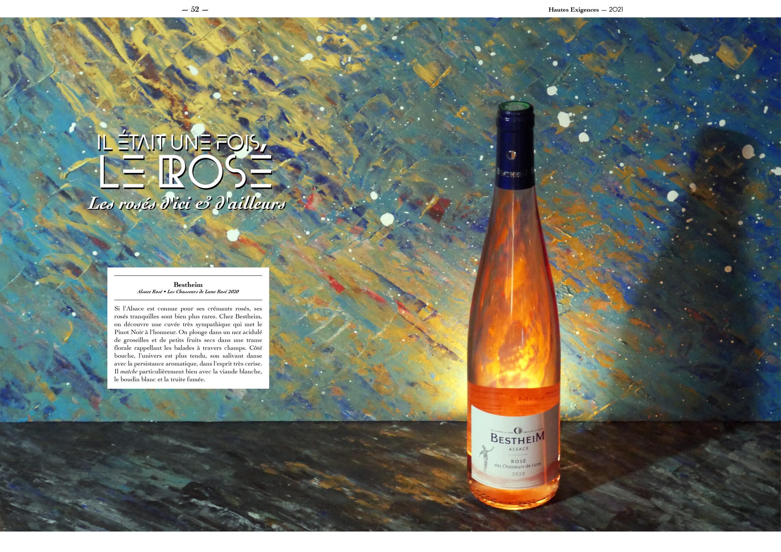 Hautes Exigences Magazine Hors Serie 2021 page 52-53