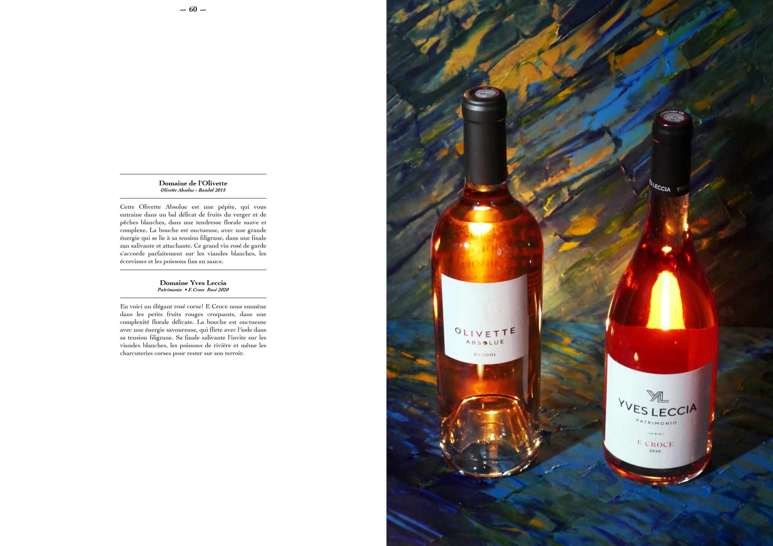 Hautes Exigences Magazine Hors Serie 2021 page 60-61