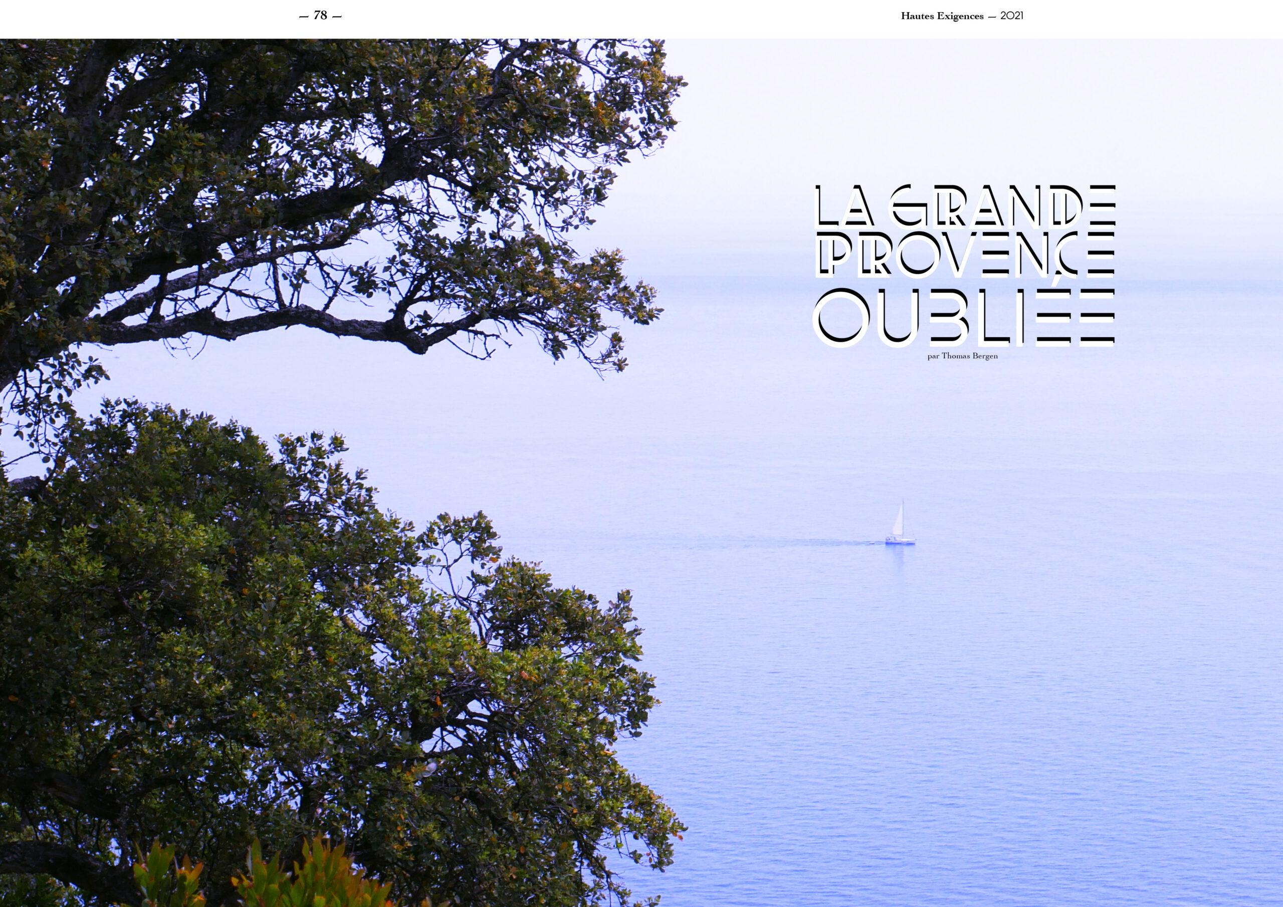 Hautes Exigences Magazine Hors Serie 2021 page 76-77