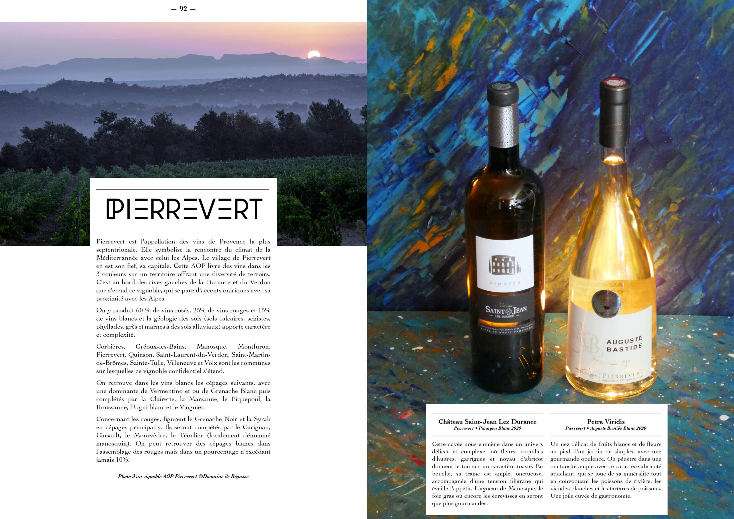 Hautes Exigences Magazine Hors Serie 2021 page 90-91