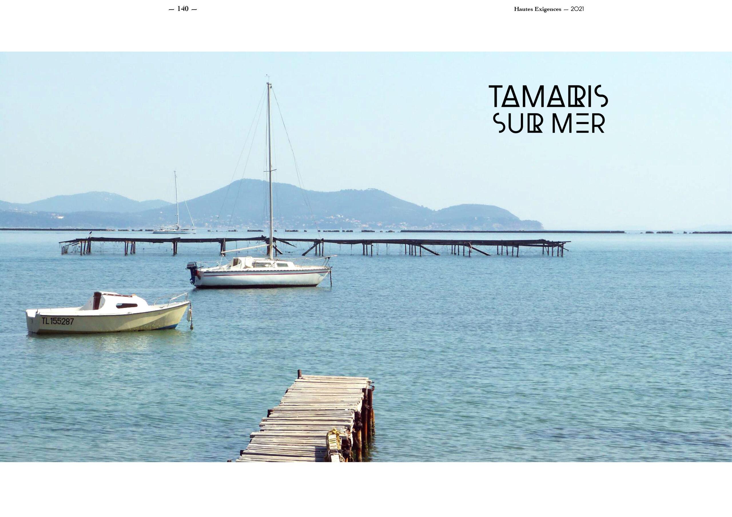 Hautes Exigences Magazine Hors Serie 2021 page 138-139