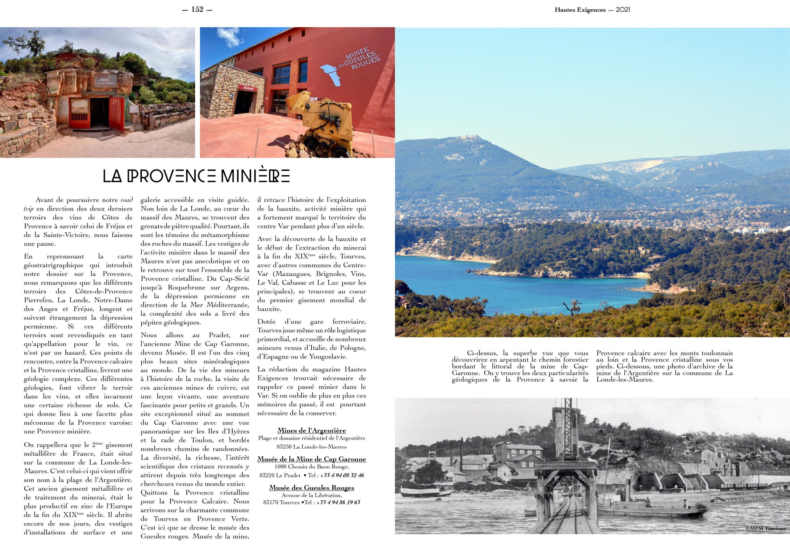 Hautes Exigences Magazine Hors Serie 2021 page 150-151
