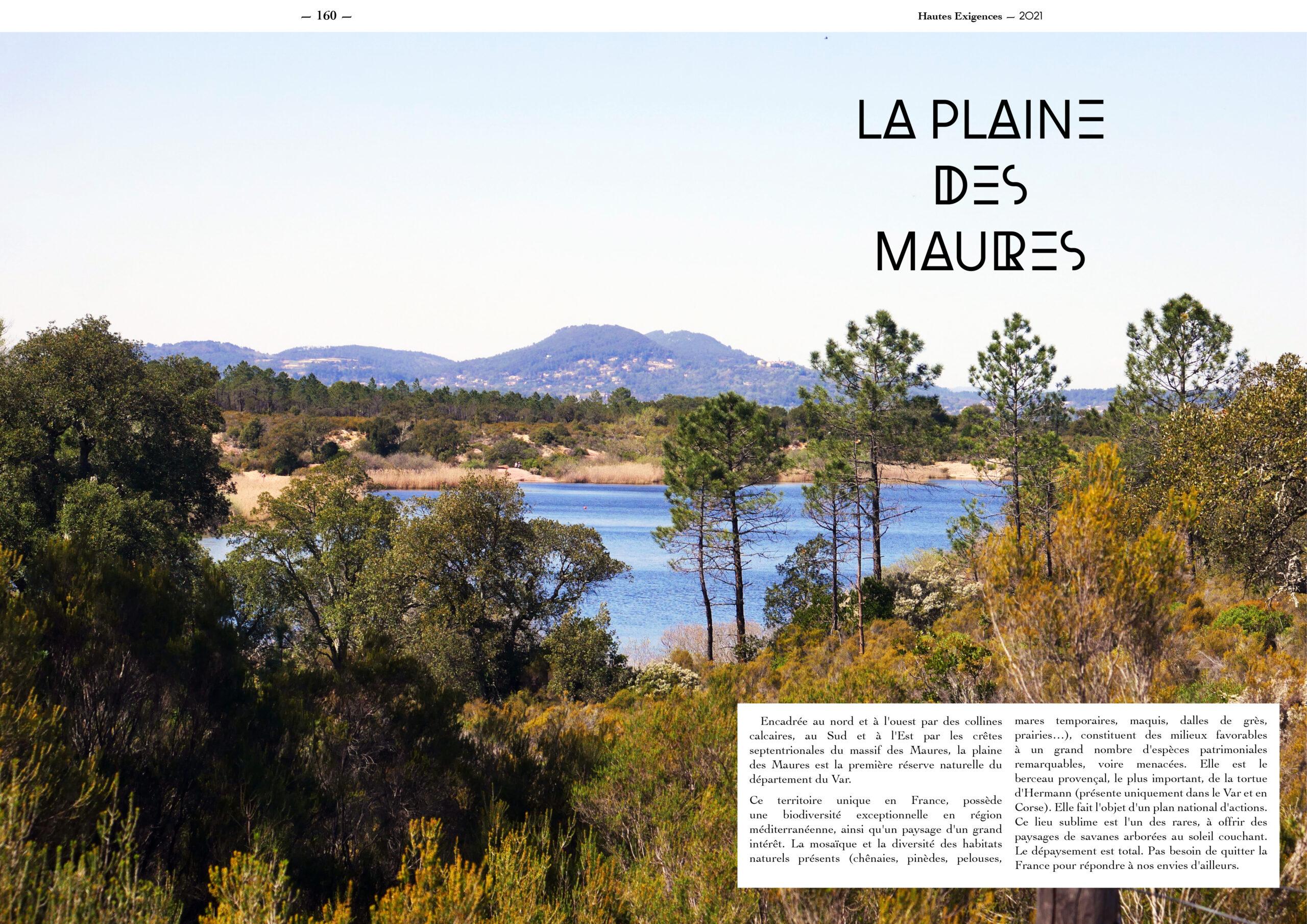 Hautes Exigences Magazine Hors Serie 2021 page 158-159