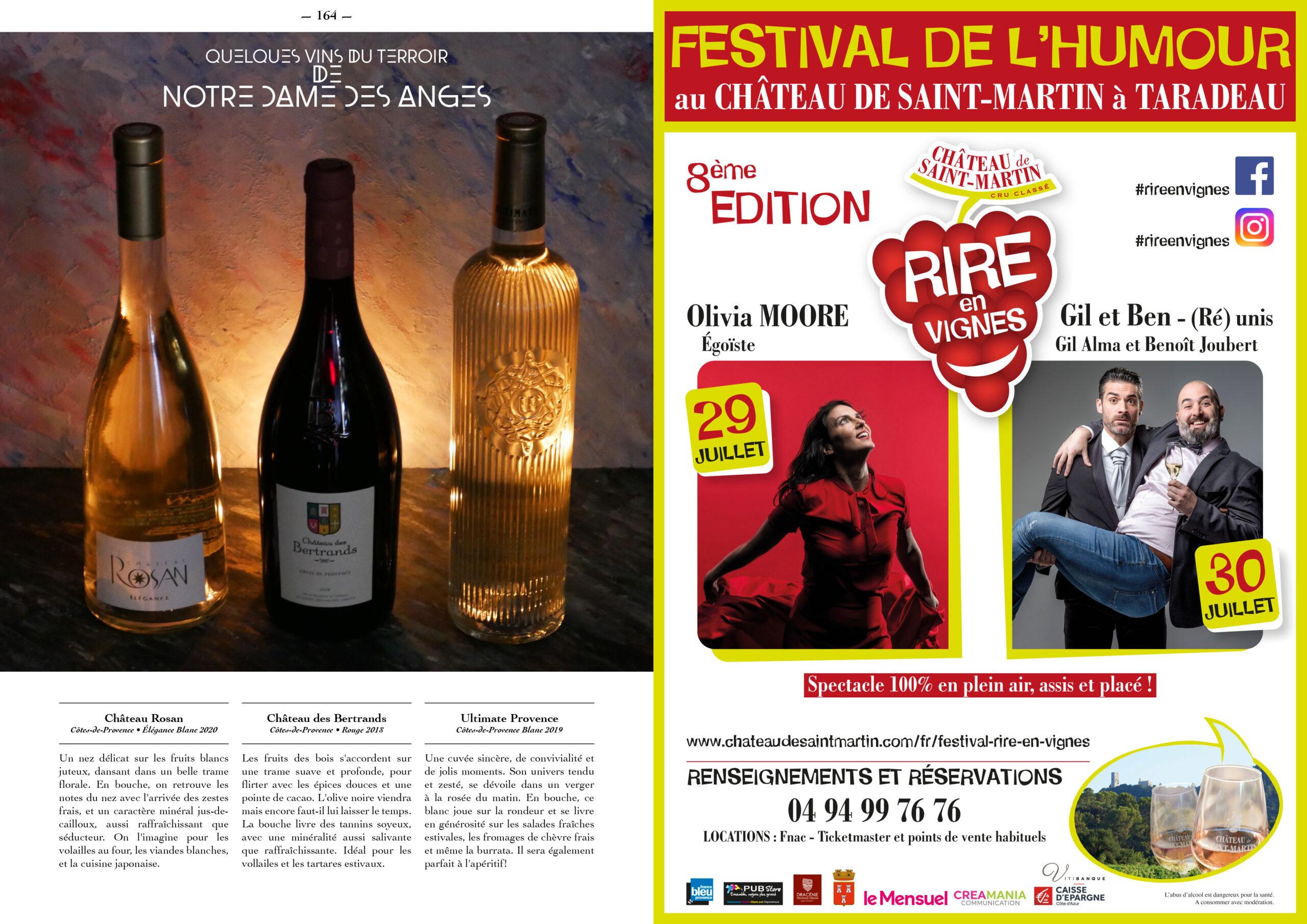 Hautes Exigences Magazine Hors Serie 2021 page 162-163